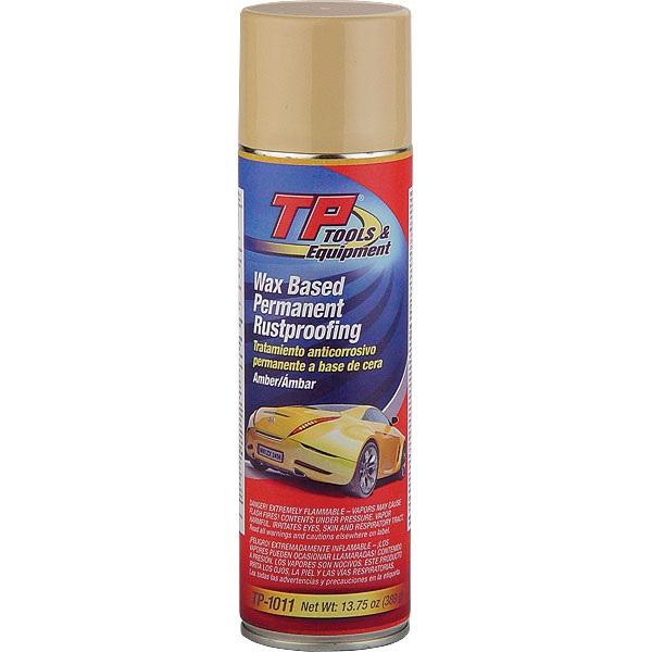 TP Tools® Wax-Based Permanent Rustproofing Coating - 13.75 oz Spray