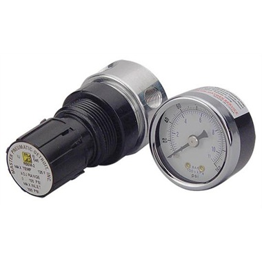 "1/4"" In-Line Air Regulator"