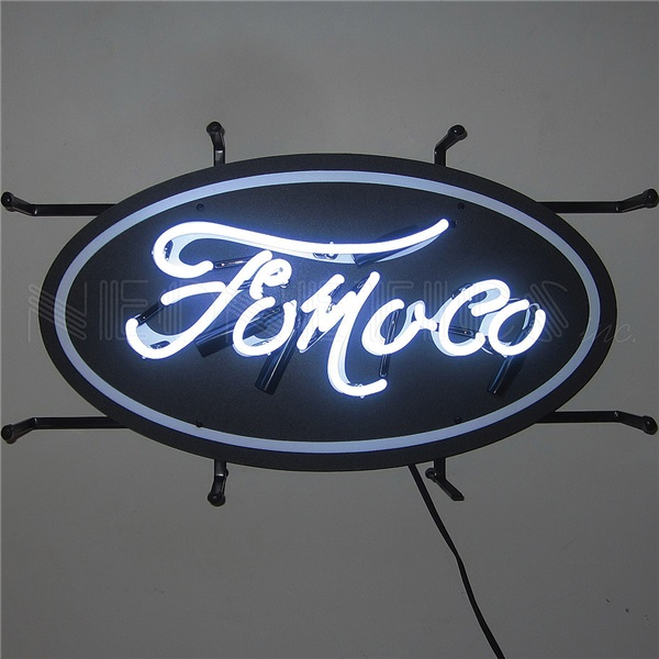 Ford FOMOCO Junior Neon Sign