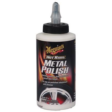 Meguiar's® Hot Rims Metal Polish