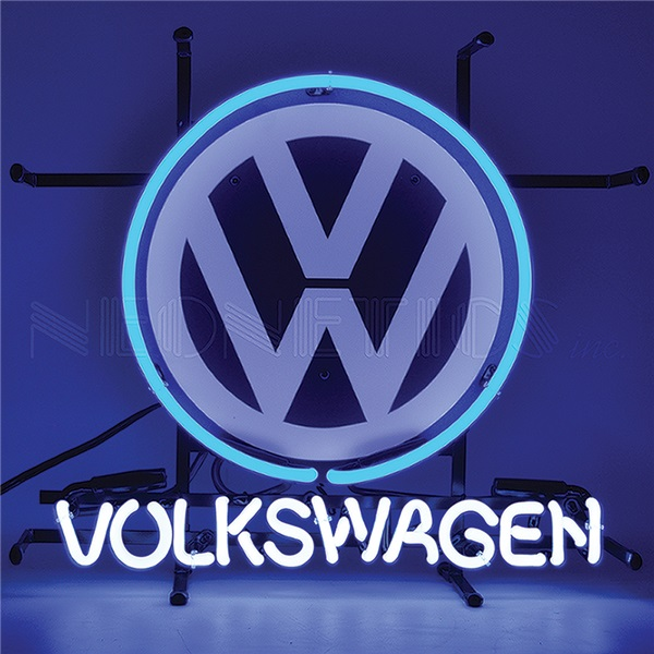 Volkswagen Junior Neon Sign