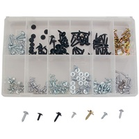198-Pc Large-Head Specialty Screw Assortment