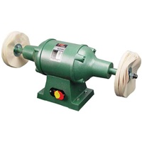 TP Tools® 1HP Heavy-Duty Bench-Mount Buffer
