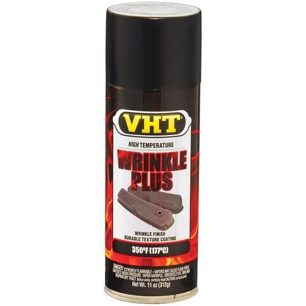 VHT® Wrinkle Plus Paint - Black, 11 oz