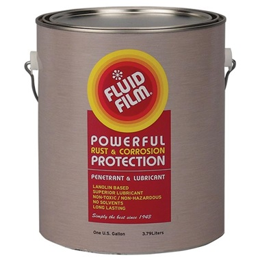 Fluid Film Lubricant & Rustproofing Material - Gallon