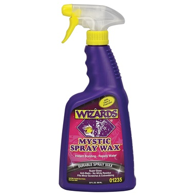 Wizards® Mystic Spray Wax™