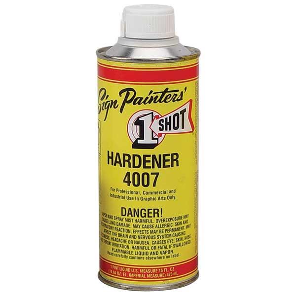 1 Shot® Hardener