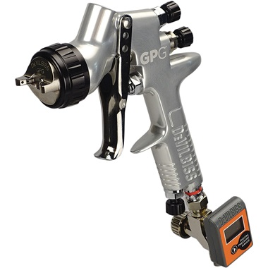 DeVILBISS® GPG 7E7 High-Efficiency Spray Gun - No Cup
