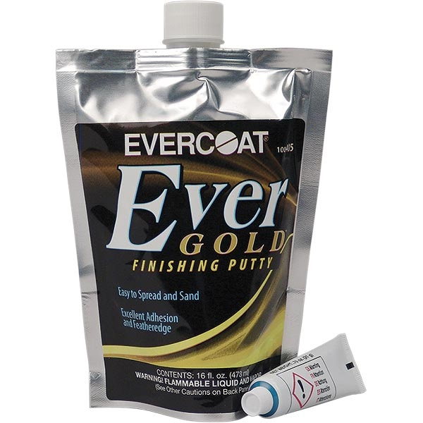 Chucks Auto Body >> Evercoat® EverGold™ Finishing Putty, 16 oz Bag - TP Tools & Equipment