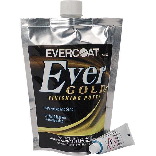 Evercoat® EverGold™ Finishing Putty, 16 oz Bag