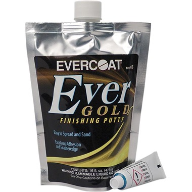Evercoat® EverGold™ Finishing Putty, 16 oz Bag