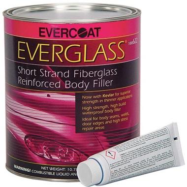 Evercoat® Everglass® Fiberglass Body Filler, Gallon