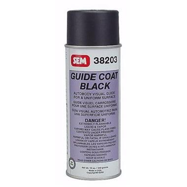 SEM® - Black Sanding Guide