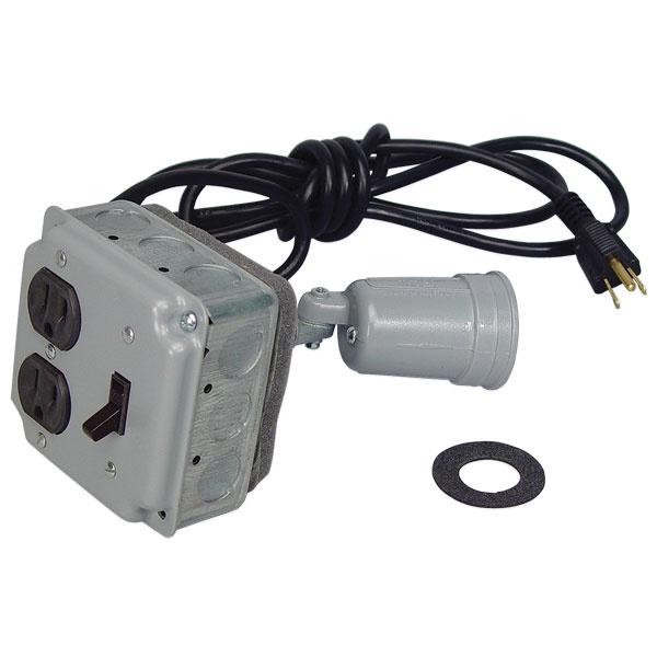 Skat Blast SC-28 - 992 Cabinet Floodlight Assembly Kit