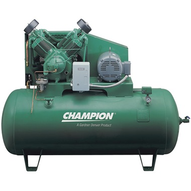 Champion® 25HP 2-Stage 120-Gal Air Compressor