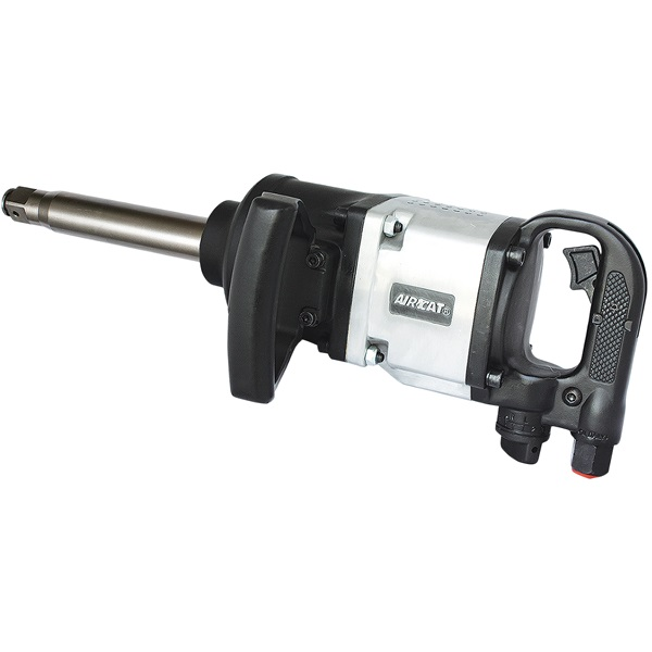 """AIRCAT® 1"""" Heavy-Duty Impact Wrench with 8"""" Extended Anvil"""
