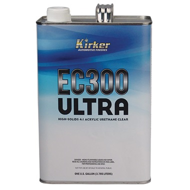 Kirker ULTRA High-Solids Clearcoat