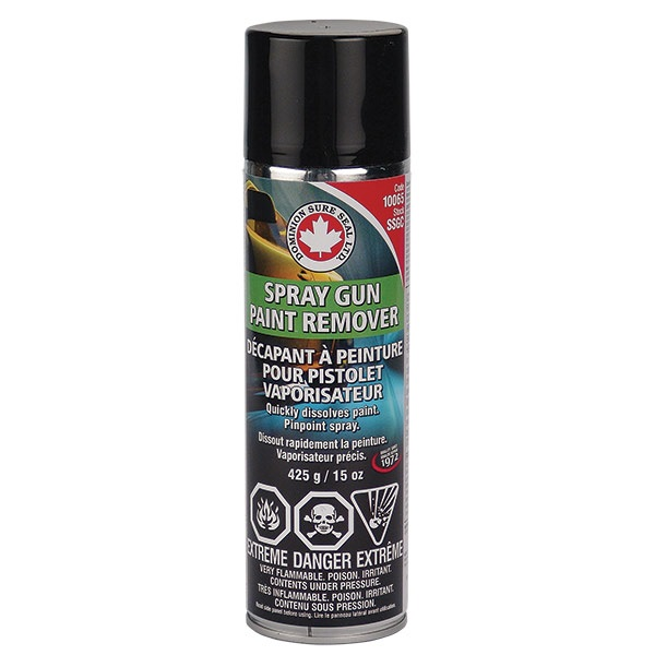 Dominion Sure Seal Spray Gun Cleaner & Paint Remover