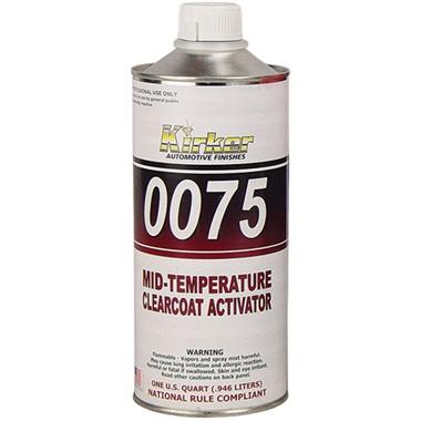 Kirker Clearcoat Activator - Medium Speed