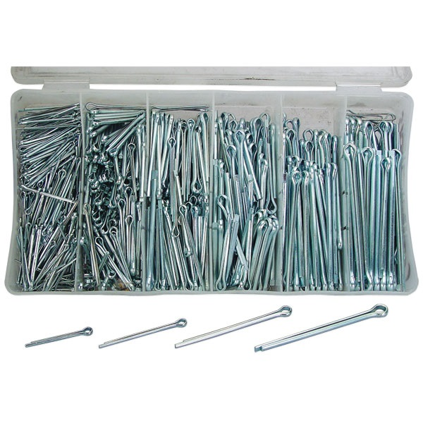 555-Pc Assorted Cotter Pins