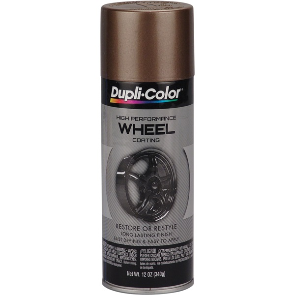 Dupli-Color® Wheel Paint - Bronze, 12 oz