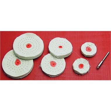 7-Pc Mini Buffing Wheel Kit