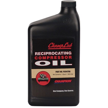 Champ Lub Reciprocating Compressor Oil