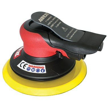 "AIRCAT® 6"" Orbital Palm Air Sander"