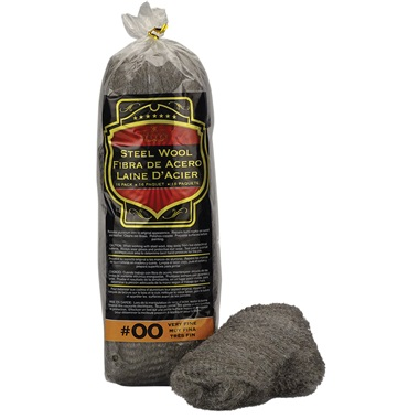 Professional Steel Wool - Very Fine (#00), 16 Pk