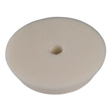 "TP Tools® Velocity™ DX High-Density 7"" Foam Pad, White"