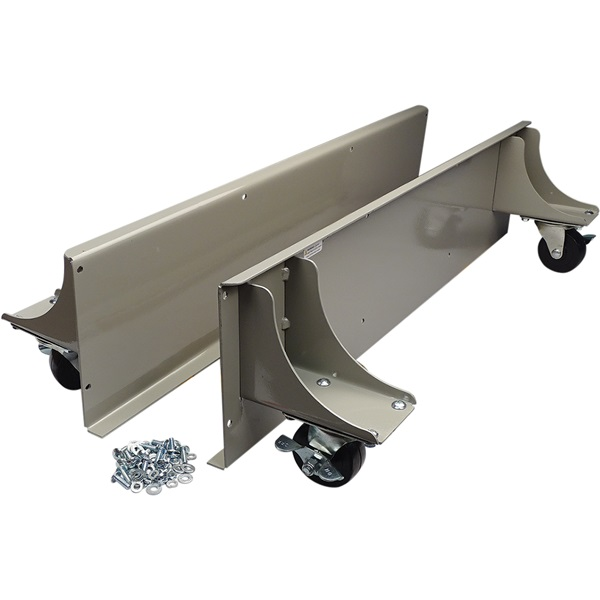 "Skat Blast Standard Cabinet Wheel Kit - Fits 34""D Cabinets"