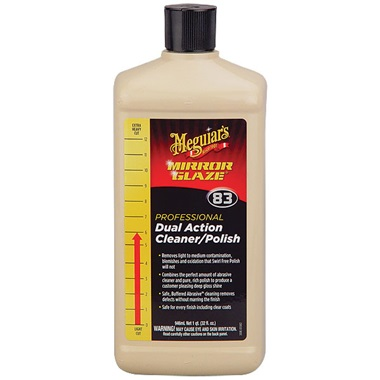 Meguiar's® Dual Action Cleaner Polish