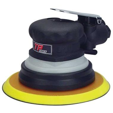 TP Tools® ProLine 6'' Dual-Action Air Sander