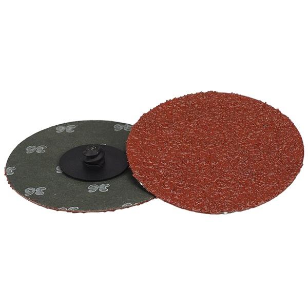 """3"""" Quick-Change Sanding Disc - 36 Grit, Ea"""