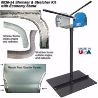 Shrinker and Stretcher Kit with Economy Stand