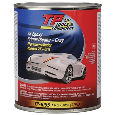 TP Tools® 2K Direct-to-Metal (DTM) Epoxy Primer/Sealer - Gray, Gal