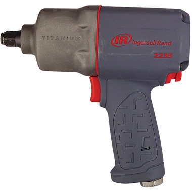 "Ingersoll-Rand 1/2"" Titanium Air Impact Wrench"