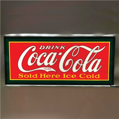 Coca-Cola Slim Line LED Sign