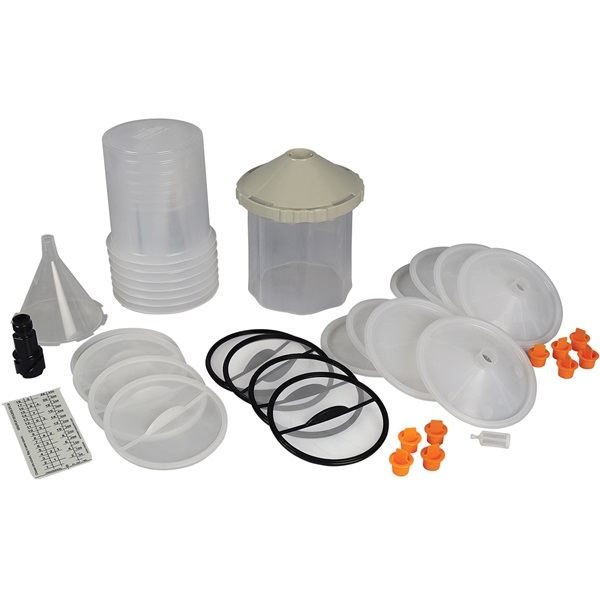 DeKUPS™ Gravity-Fed Disposable Cup Trial Kit