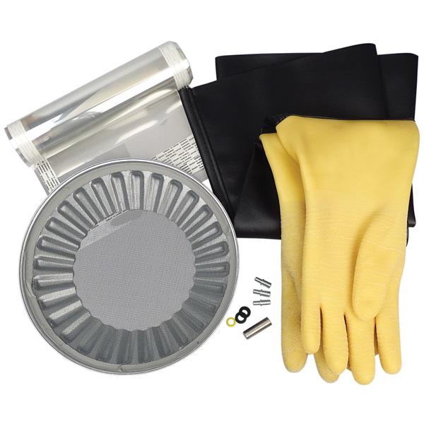 "Medium Cabinet Maintenance Kit - 32""L Super-Pro Gloves, Carbide"