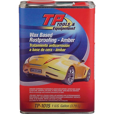 TP Tools® Wax-Based Permanent Rustproofing Coating - Gallon