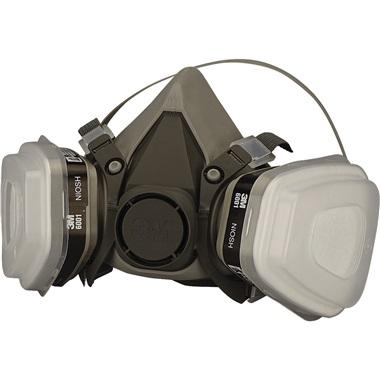 3M™ Reusable Dual-Cartridge Respirator, Medium