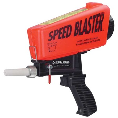 Siphon-Fed Speed Blaster