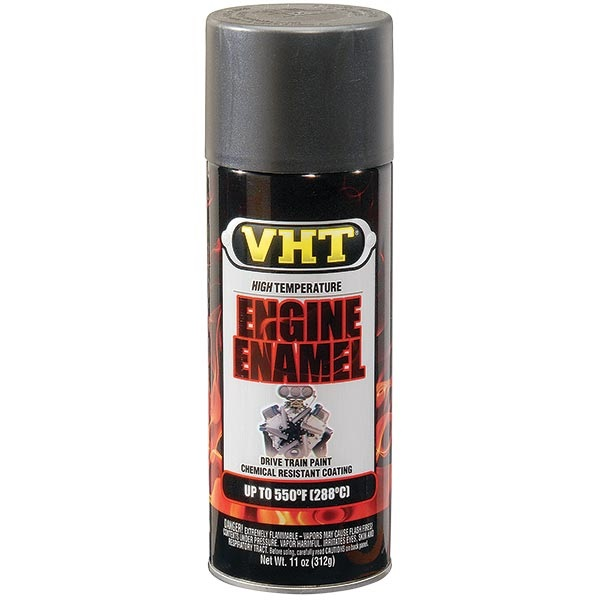VHT® 550°F Engine Enamel - Nu-Cast™ Cast Iron, 11 oz