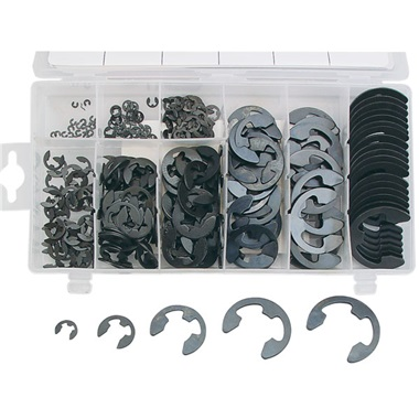 300-Pc E-Clip Assortment Kit