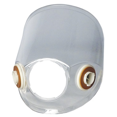 Gerson® Replacement Lens for Full-Face Respirator
