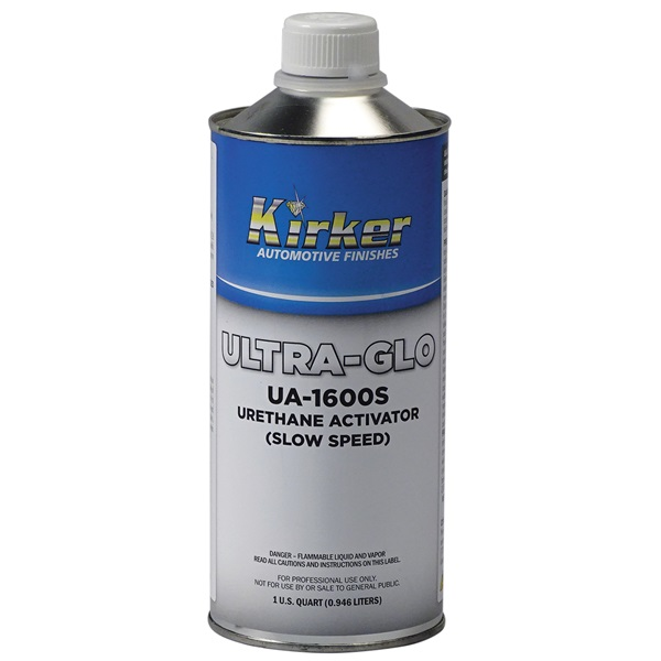 Kirker ULTRA-GLO Urethane Activator - Slow Speed