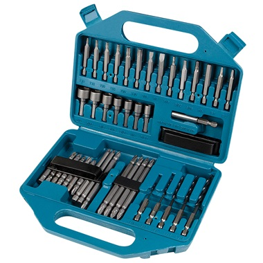 45-Pc Power Bit Set