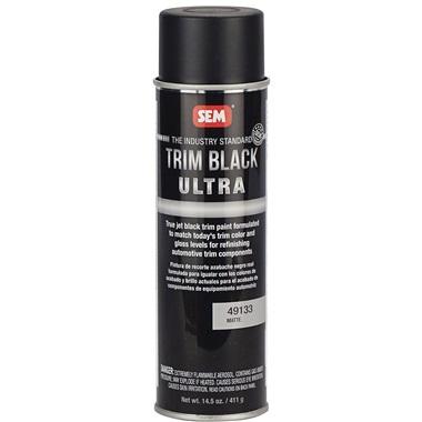 SEM® Trim Black Ultra Matte - 14.5 oz