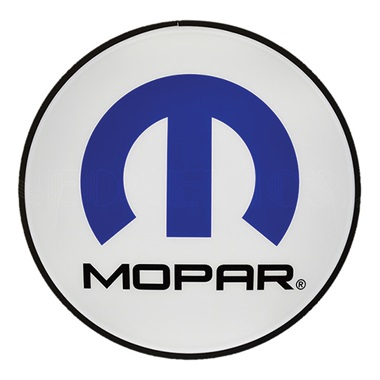 "Mopar Omega ""M"" 22"" Dia Backlit LED Sign"